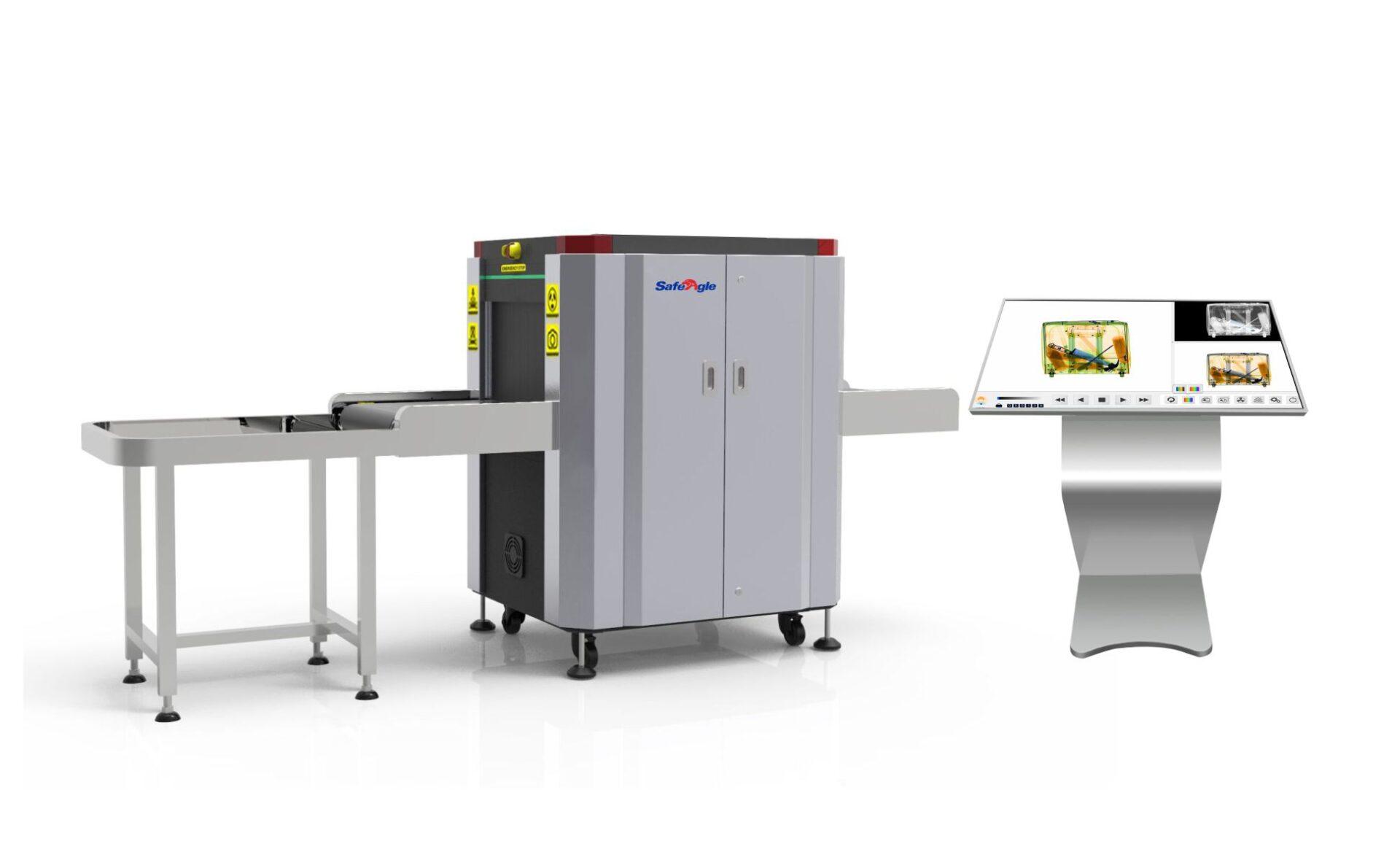 X-ray baggage screening machine5030