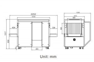6550D-dualview-security-x-ray-scanner